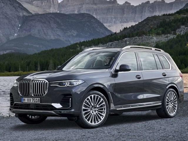 Un BMW X7 à hydrogène en 2023 ?