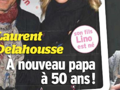 Laurent Delahousse, Alice Taglioni, surprenant clin d'œil à leur fils Lino (photo)