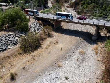 Au Chili, une sécheresse historique en pleine crise du coronavirus
