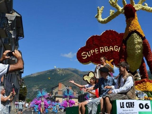 500 000 fleurs pour la plus belle des fêtes à Luchon