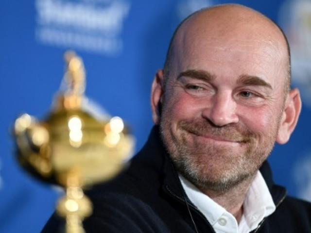 """Ryder Cup: Thomas Björn veut """"impliquer les gens qui ne sont pas fans de golf"""""""