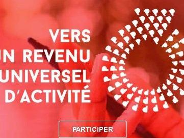 Consultation sur le revenu universel d'activité