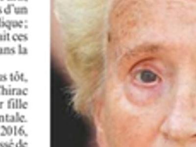 Bernadette Chirac méconnaissante, huit-clos forcé, elle étouffe