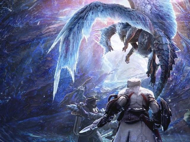 Capcom détaille en vidéo la seconde mise à jour de Monster Hunter World : Iceborne