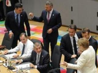 Sommet européen - L'agenda stratégique des Vingt-huit tient en quatre demi-pages