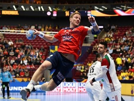Euro de hand: la Norvège fait un grand pas vers les demi-finales