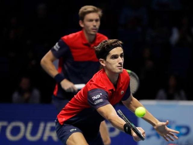 Tennis: le couple Mahut-Herbert s'impose dans le tournoi des «maîtres»