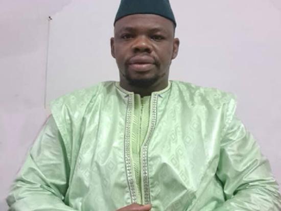 Oumarou Diarra: «Déranger la population n'est nullement l'objectif du M5-RFP»