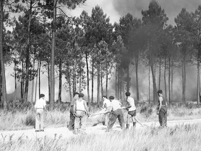 Dans le rétro : les plus grands incendies dans la région depuis 70 ans