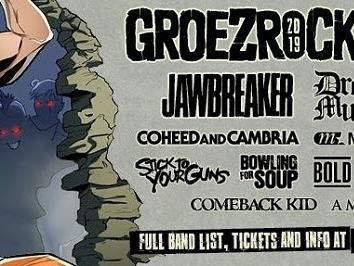 Live Report : GROEZROCK Festival @ Meerhout, Belgique - 26 & 27/04/19
