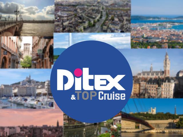 Marseille : le DITEX - Top Cruise 2020 va incentiver les agences de voyages