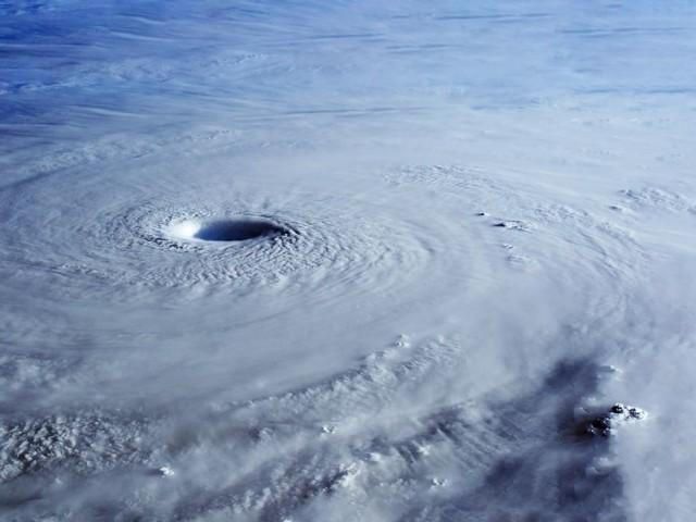 Un drone capture des images depuis l'intérieur d'un ouragan pour la première fois