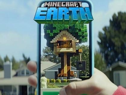 Minecraft Earth sera disponible en accès anticipé dès le mois d'octobre