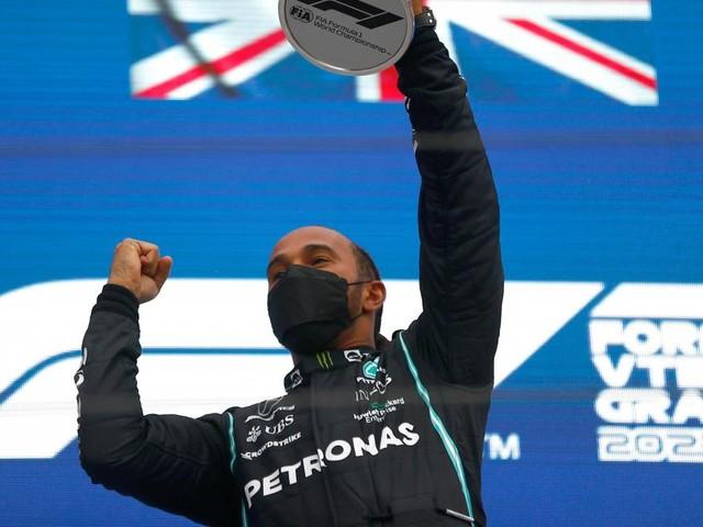 100 victoires en F1 pour Lewis Hamilton : la répartition de ses victoires par Grand Prix
