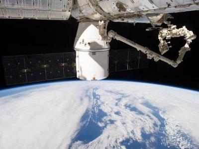 ISS : un instrument pour cartographier les micro-débris spatiaux