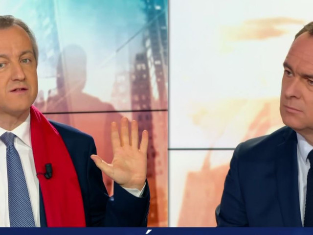 """[Vidéo] Pour Christophe Barbier, le système n'est """"pas assez violent"""" avec les chômeurs"""