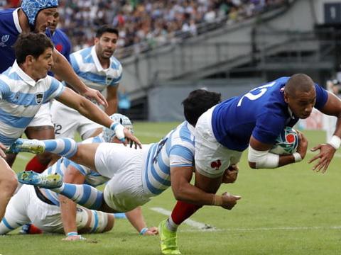 France - Argentine (rugby): l'exploit des Bleus! Le résumé du match