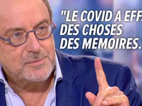 """""""Une année sans fin"""": Pierre Kroll revient avec humour sur les événements de 2020 qu'on avait oubliés"""