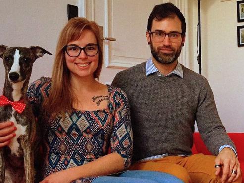 """Soudain, la vie d'Ariann et Vincent, deux Canadiens amoureux de la Belgique, A BASCULÉ: """"On a reçu un ordre de quitter le territoire"""""""