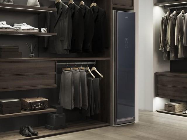 Actualité : L'armoire AirDresser de Samsung, concurrente du LG Styler ?