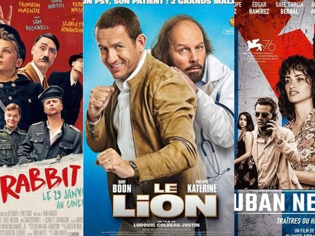 Le Lion, Jojo Rabbit, Cuban Network : les films au cinéma cette semaine