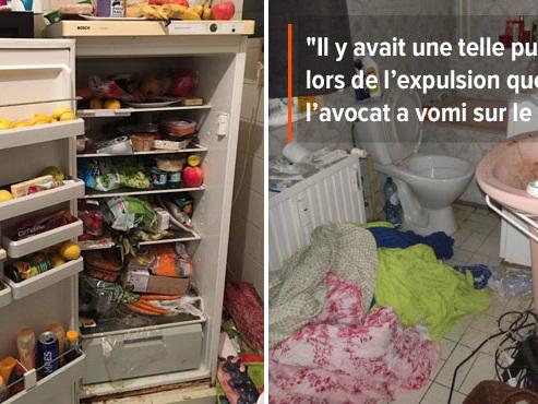 """Des locataires RUINENT l'appartement de Jacques, désemparé: """"Vais-je devoir payer la note?"""" (photos)"""
