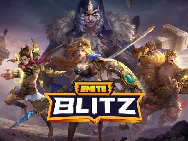 Smite Blitz : le célèbre MOBA transformé en RPG-action dans sa version iOS (trailer)