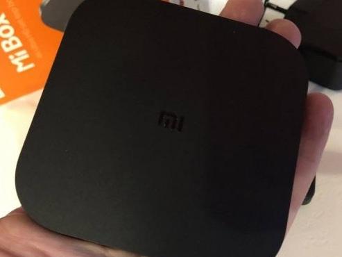 BOX TV Xiaomi MI BOX S sous AndroidTV certifiée Netflix 4K 47€99 livraison de France (testée)