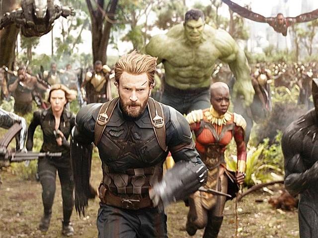 Avengers Infinity War : Quels héros ne seront pas dans le film ?