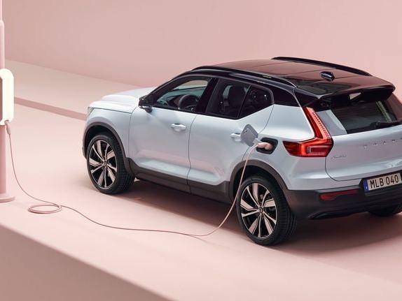 Volvo dévoile le XC40 électrique