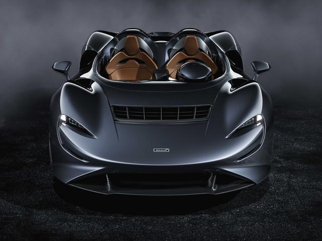 McLaren Elva, les photos de ce modèle très exclusif limité à 399 exemplaires