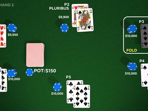 Quand l'intelligence artificielle de Facebook écrase plusieurs joueurs de poker (vidéo)