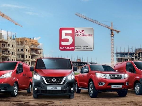Nissan Antibes: Venez découvrir notre gamme d'utilitaires
