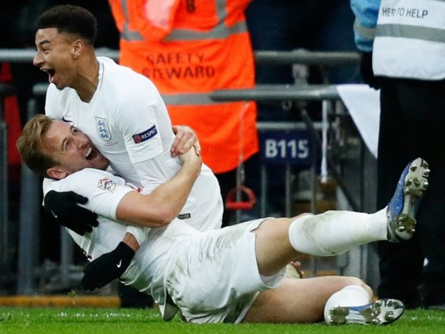 Ligue des nations: Kane envoie l'Angleterre au Final Four et relègue la Croatie