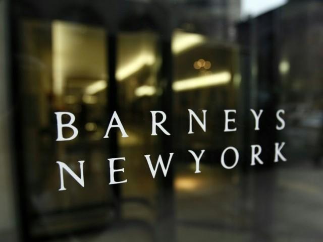 Vers la fermeture de la plupart des prestigieux magasins Barneys aux Etats-Unis