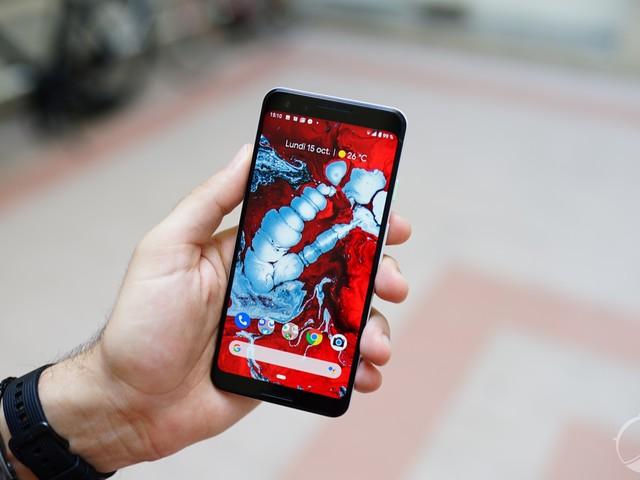 Google Pixel 3 et 3XL : un bug les empêche d'enregistrer une photo correctement