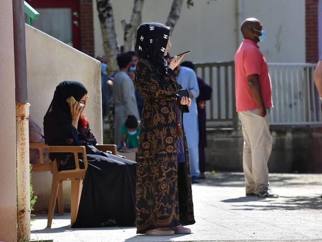 La fin du séjour à Piriac-sur-Mer pour les réfugiés afghans