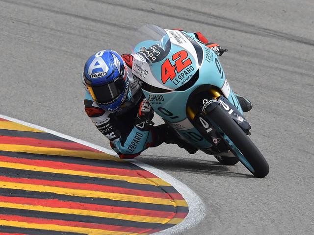 Moto3: Marcos Ramirez gagne le Grand Prix de Grande-Bretagne