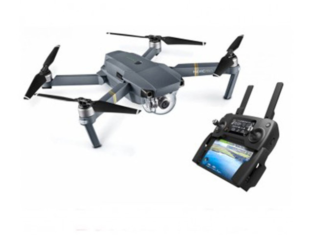 [Promo] Le DJI Mavic Pro à 860,99 € ou 1119,30 € en version Fly Plus Combo