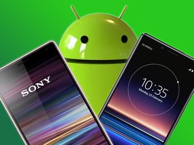 Sony : voici les 8 smartphones Xperia qui recevront Android 10 à partir de décembre