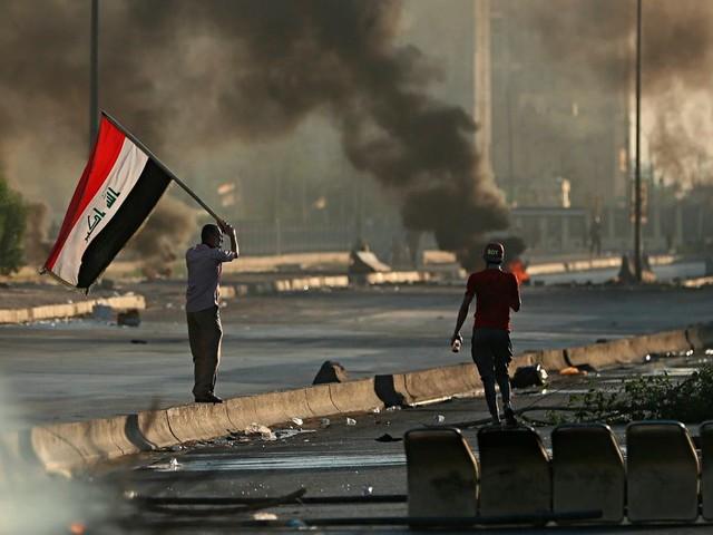 Manifestations en Irak: plus de 100 morts en quatre jours