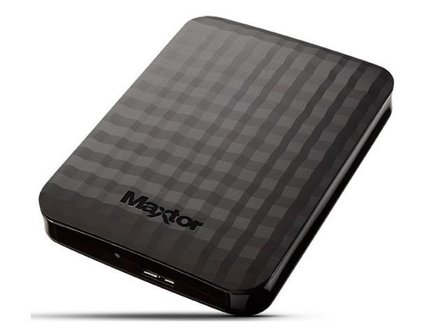 Bon plan : un disque dur portable Maxtor de 4 To à 92 euros