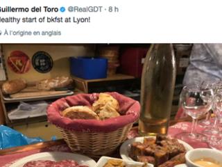 Guillermo del Toro s'est fait plaiz à Lyon