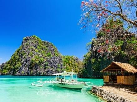 Destination de la semaine : Les Philippines