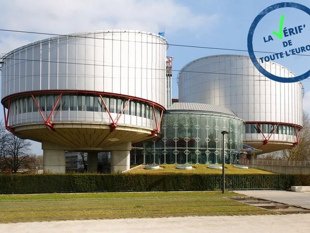 [Fact checking] Conseil de l'Europe et droits de l'Homme : la Russie et la France parmi les plus condamnées ?
