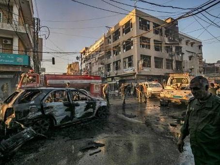 Attentat dans le nord-est de la Syrie: 14 morts