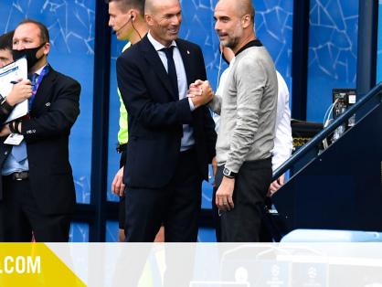 """Zinédine Zidane : """"ll faut être fier de tout ce que l'on a accompli pendant la saison"""""""