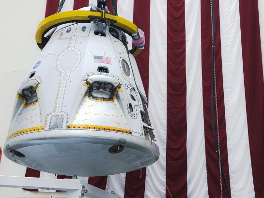 SpaceX : une fusée explosera au-dessus de l'Atlantique la semaine prochaine
