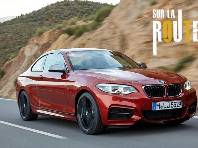 Sur la Route : on a essayé la BMW Série 2 Gran Coupe 2021