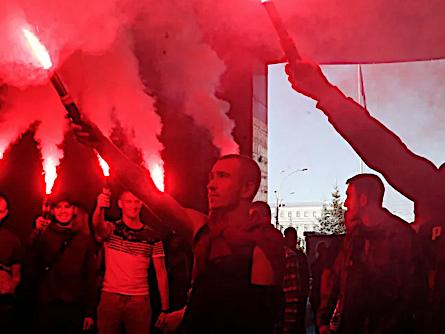 Éditorial : « Dégagez les Youpins d'Ukraine » ! Qui s'attaquera à la spirale de l'antisémitisme à Kiev ? Par Neil Karpenko